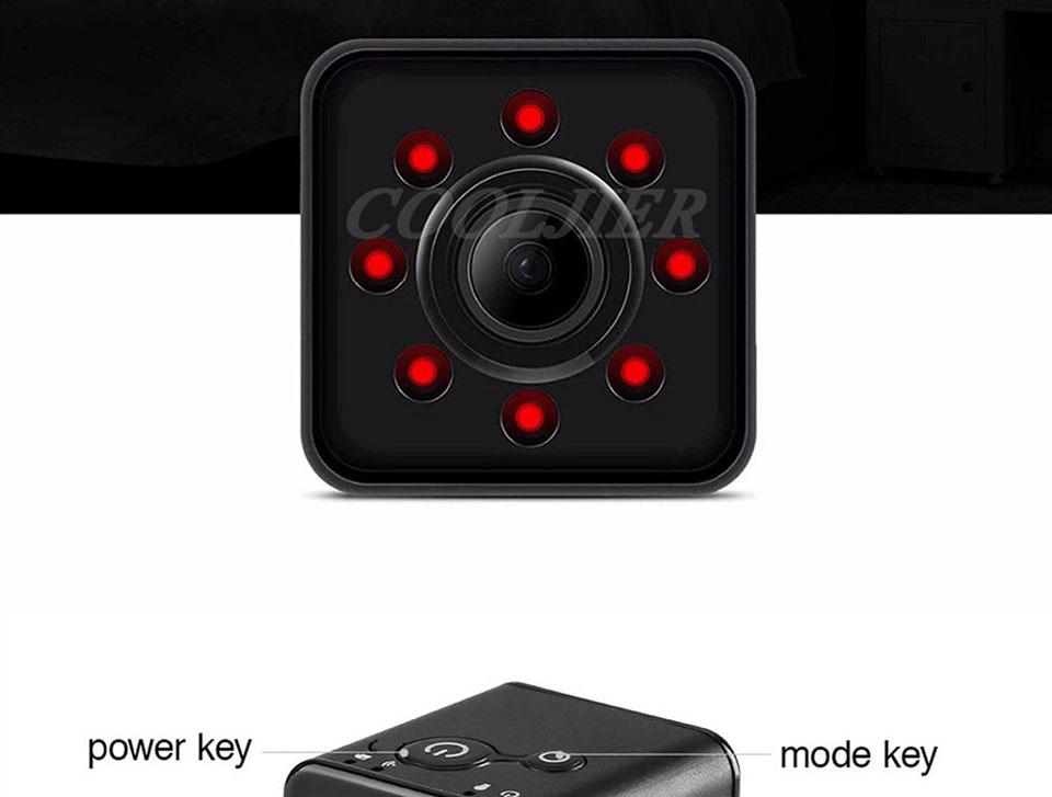 SQ12 FULL HD 1080P camera