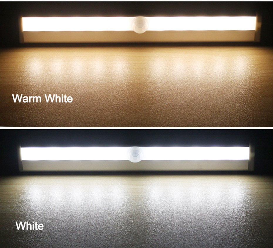 LED Motion Sensor Light