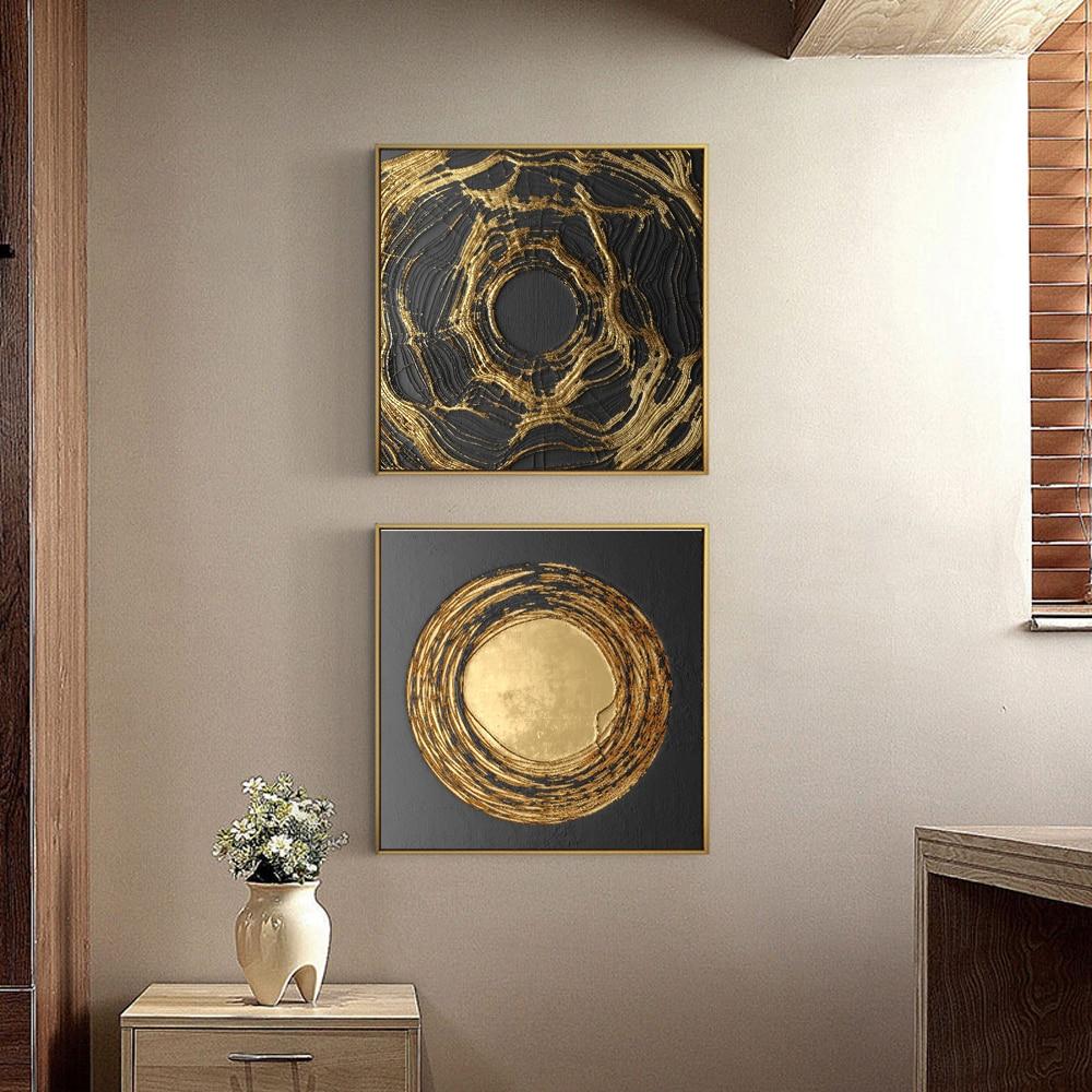 Golden-Art Wall Picture