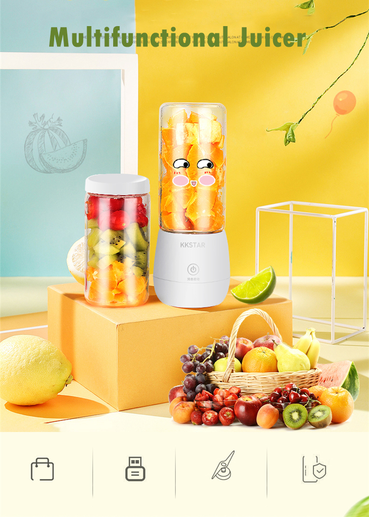 450ml USB Portable Blender